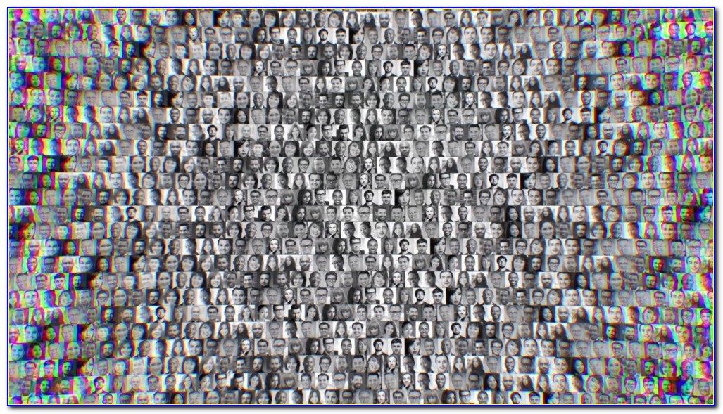 Mosaic Photo Reveal After Effects Template Download