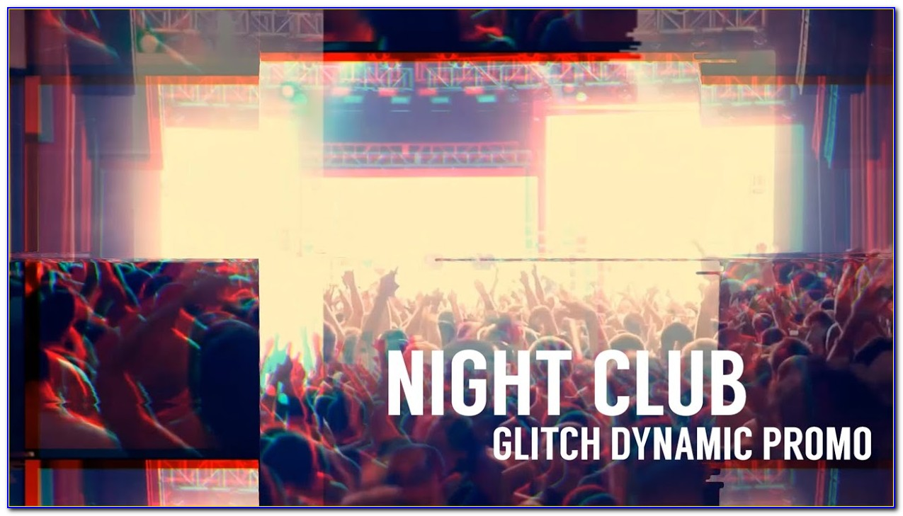 Nightclub Promo Video Template