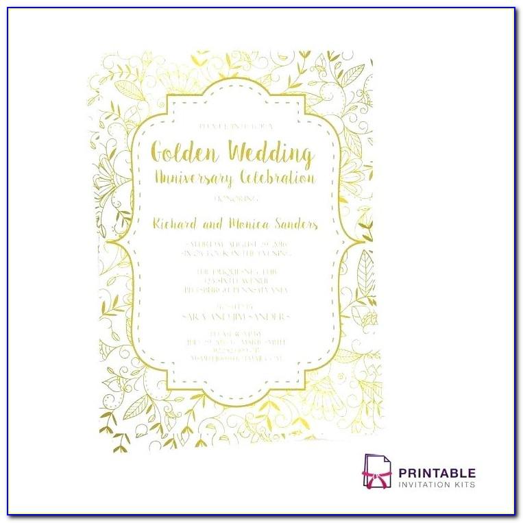 Online Indian Wedding Card Design Template