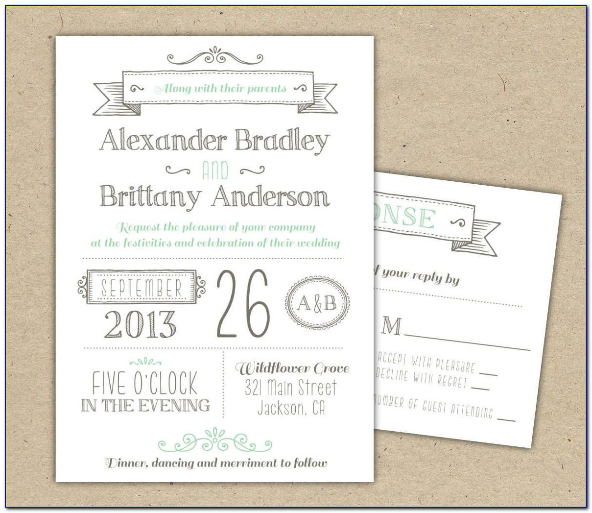 Online Wedding Invitation Card Maker Free Download