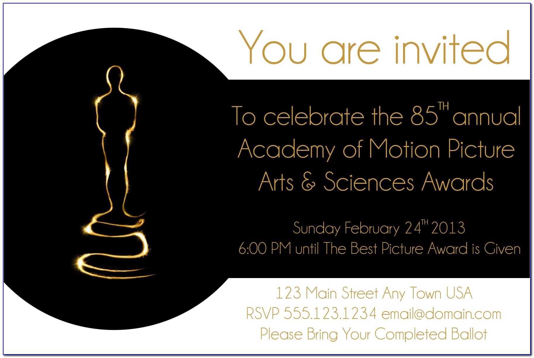 Oscar The Grouch Invitation Template