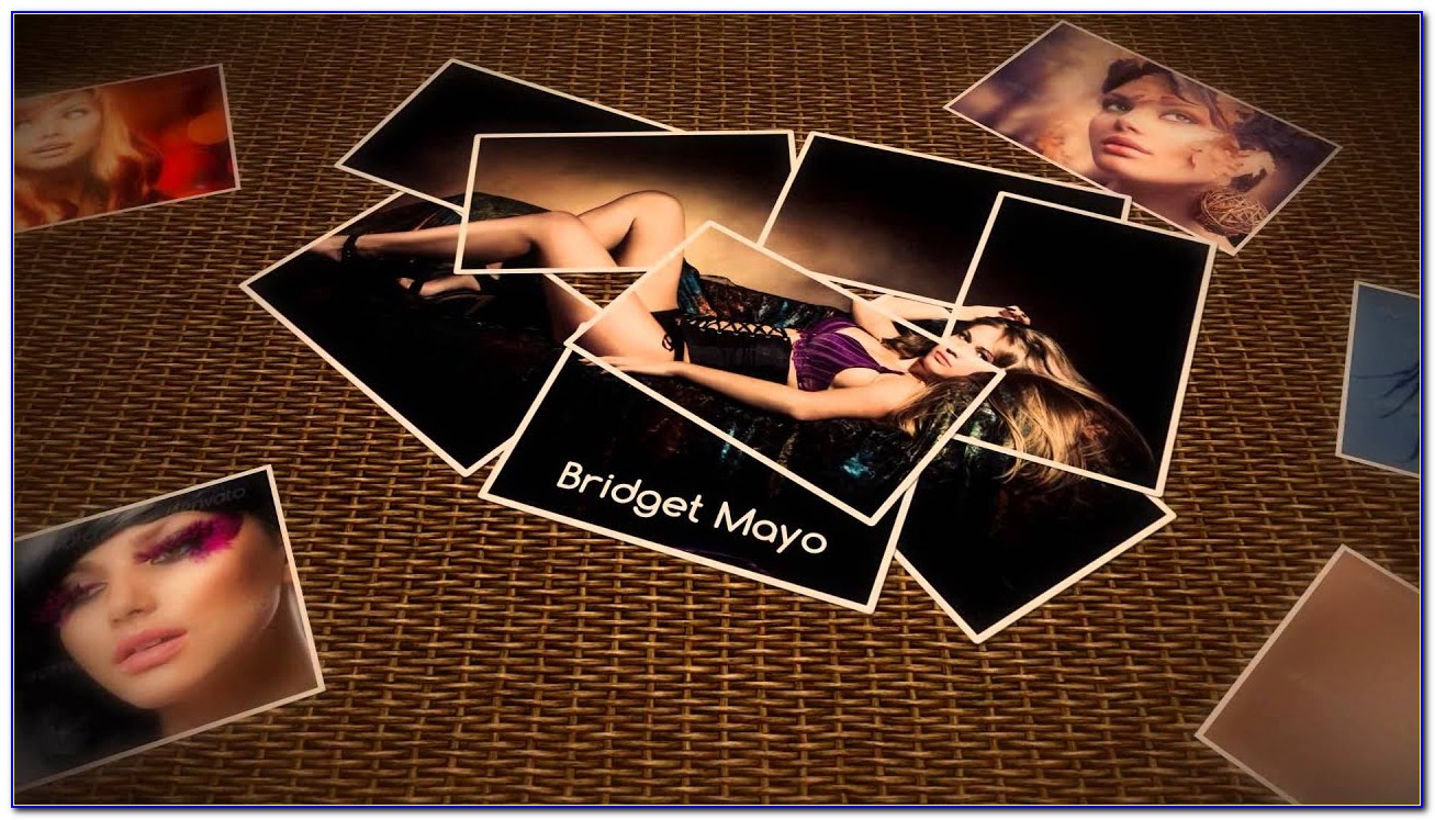 Photo Collage After Effects Template