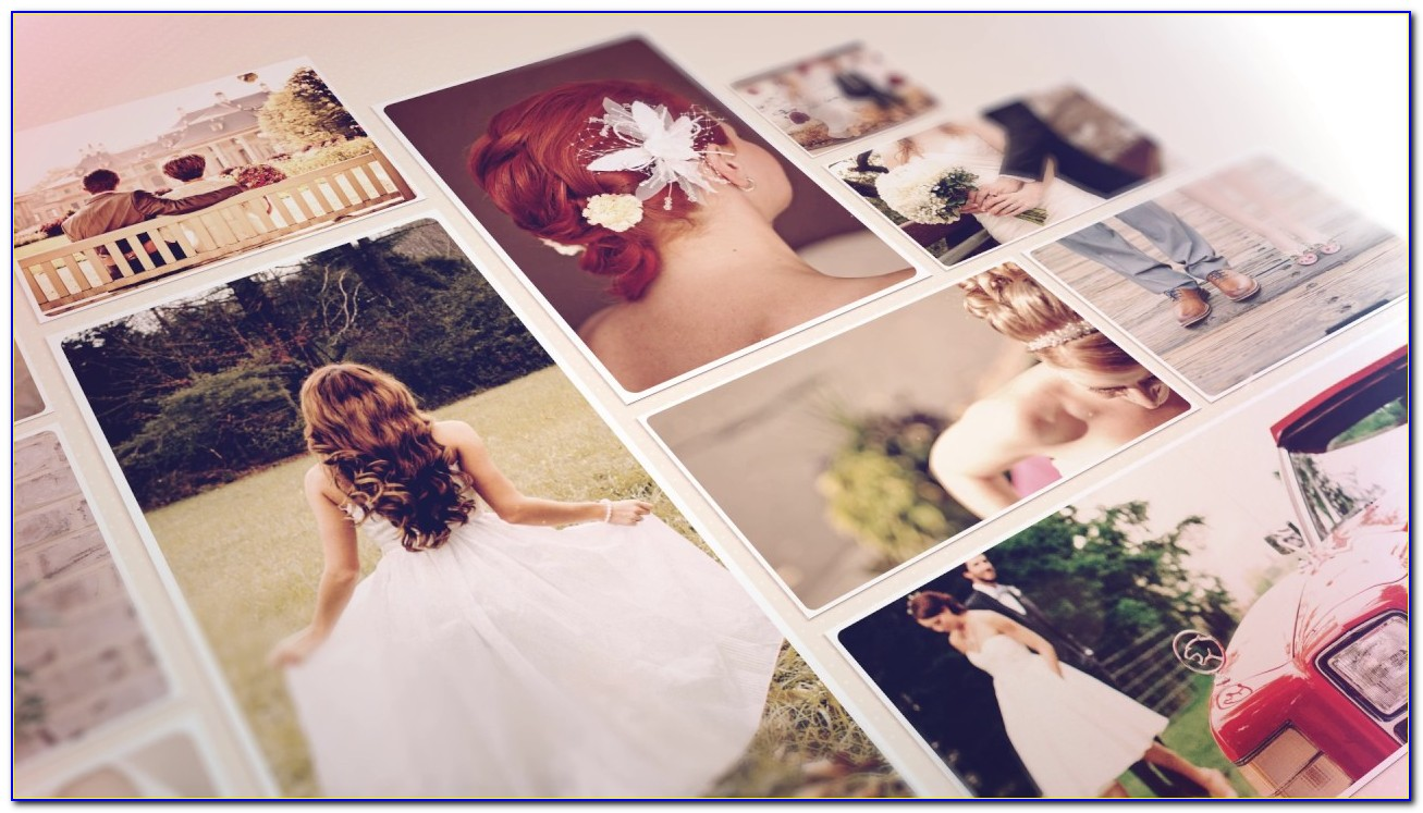 Photo Montage After Effects Template Free Download