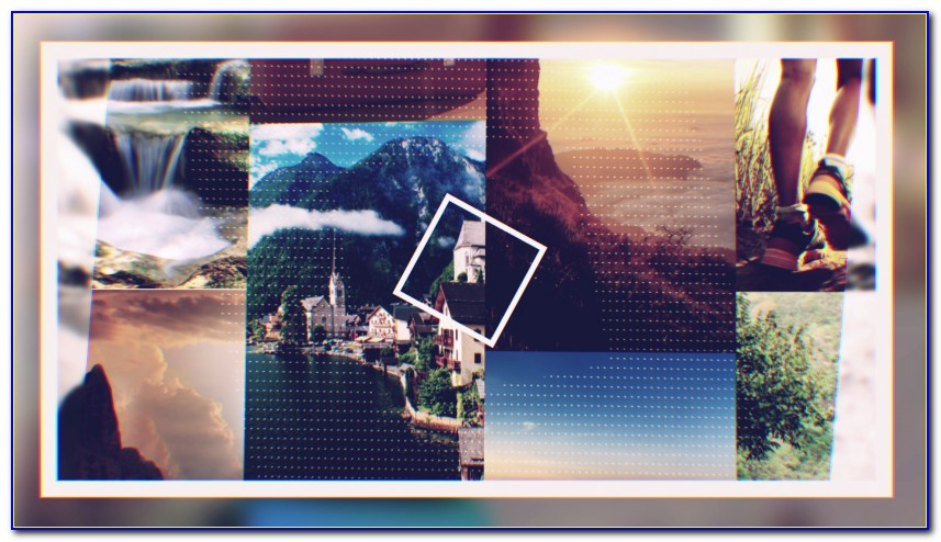 Photo Montage After Effects Template Free
