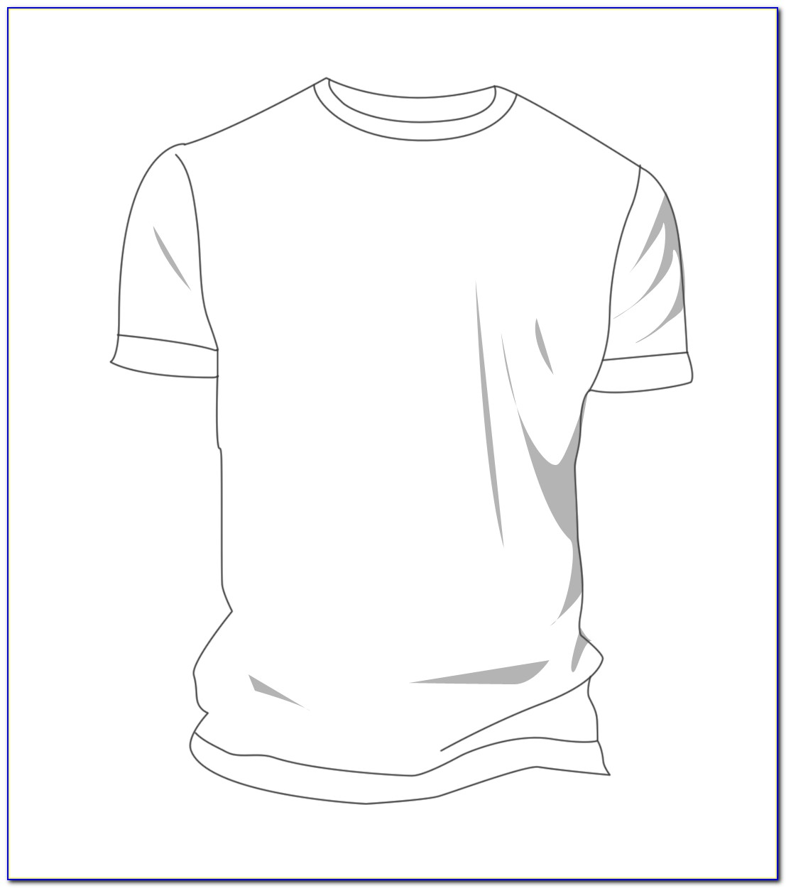 Polo Shirt Design Template Free Download