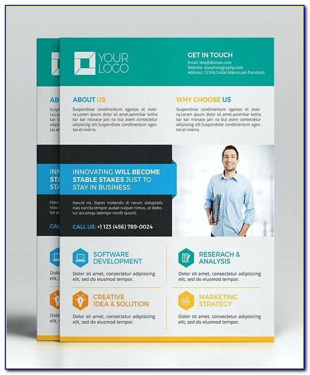 Promotional Flyer Templates Free Download