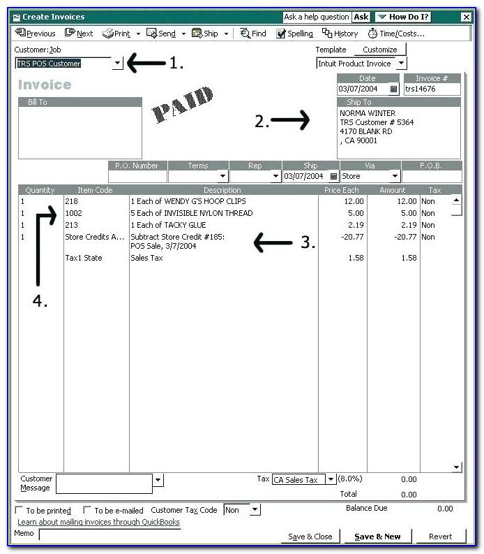 Quickbooks Timesheet Import Template