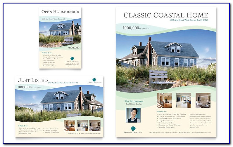 Real Estate Classifieds Template