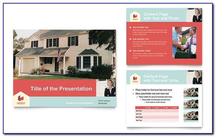Real Estate Slideshow Templates