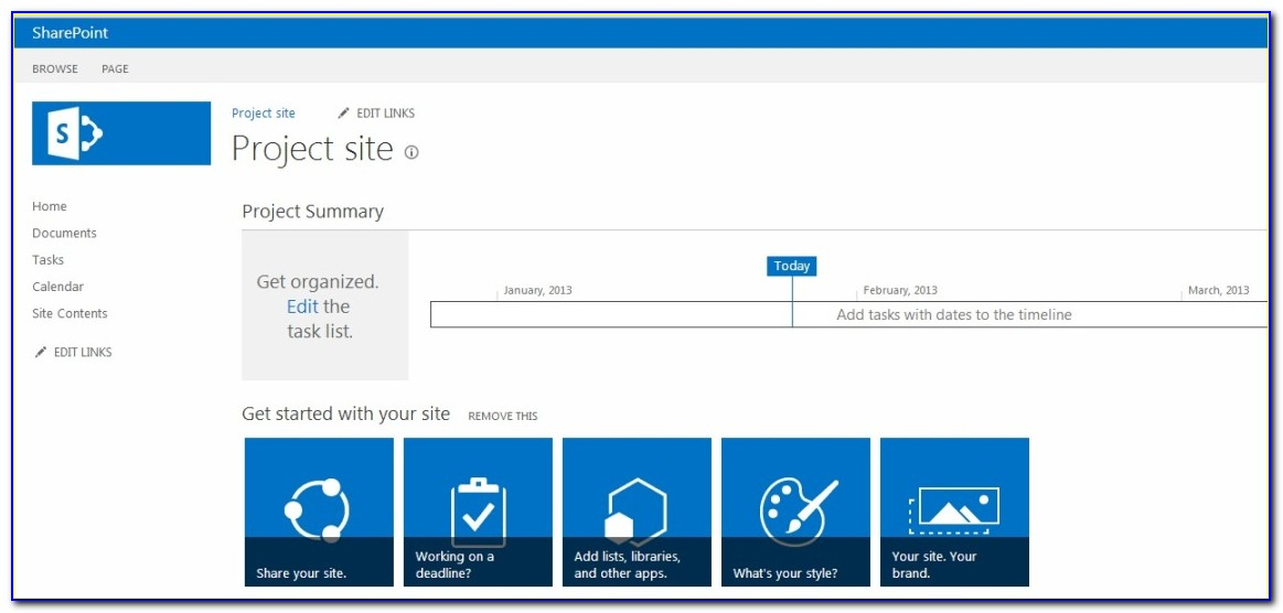 Sharepoint 2013 Site Templates