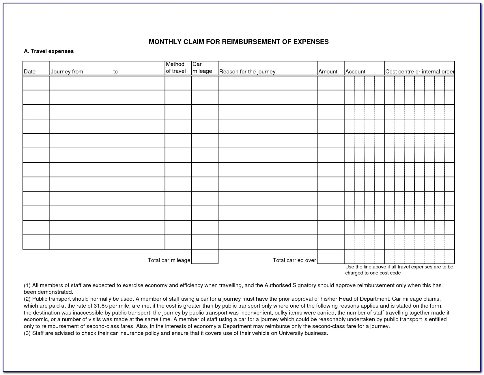 Business Expense Template Free Excel Expenses Template Uk Choice For In Excel Expenses Template Uk