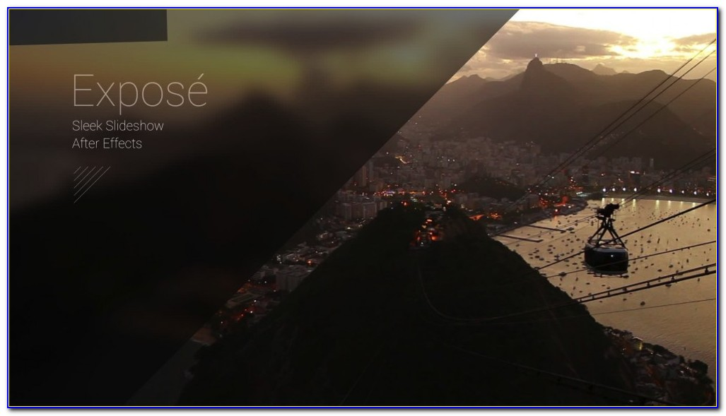 Stock After Effects Templates