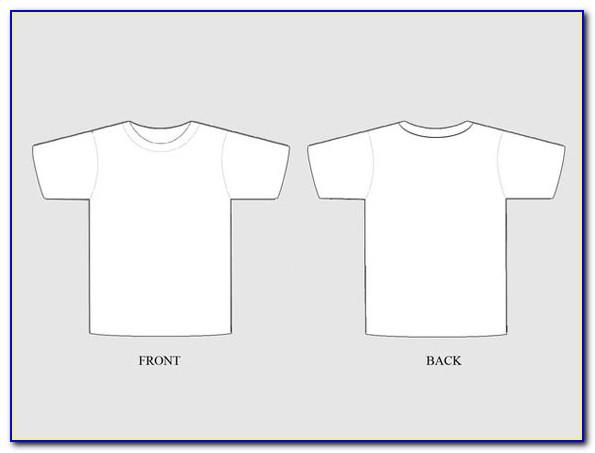 T Shirt Design Template Psd Free Download