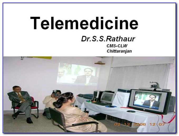 Telehealth Powerpoint Templates
