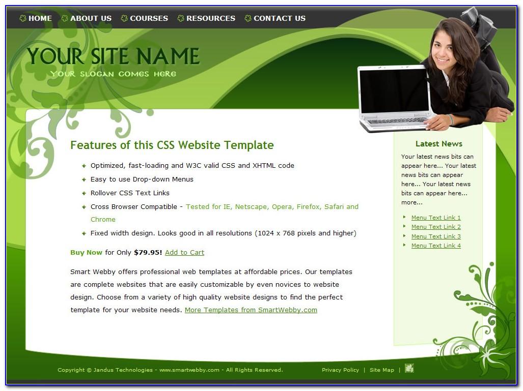 Templates Web Gratis Dreamweaver