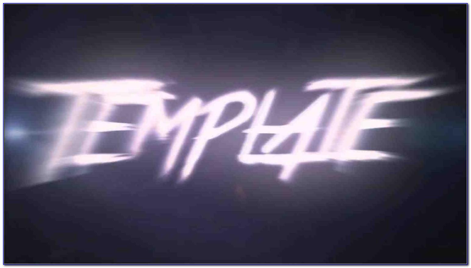Video Intro Templates Adobe Premiere