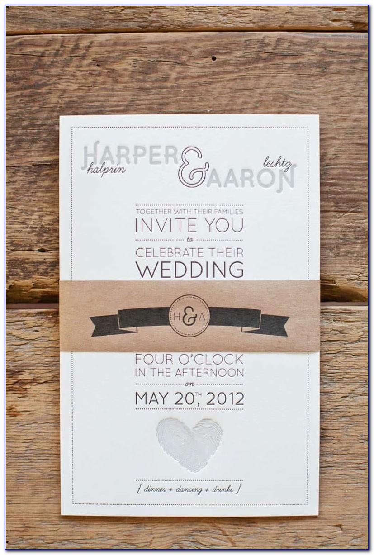 Wedding Card Invitation Template Psd