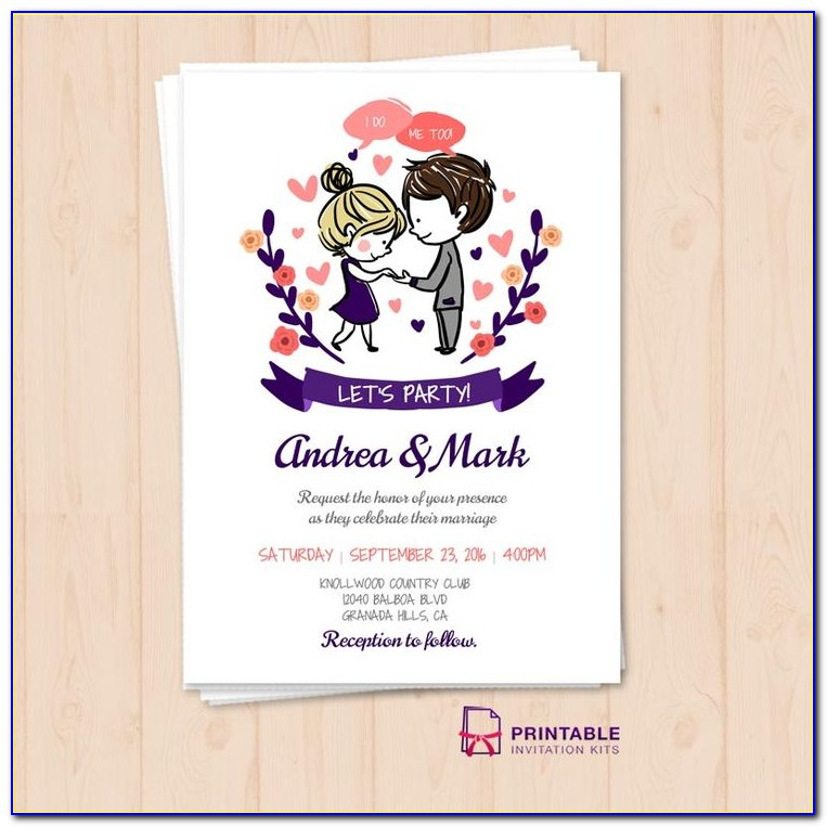 Wedding Ecards Invitation Templates
