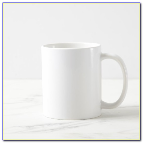 Zazzle Coffee Mug Template