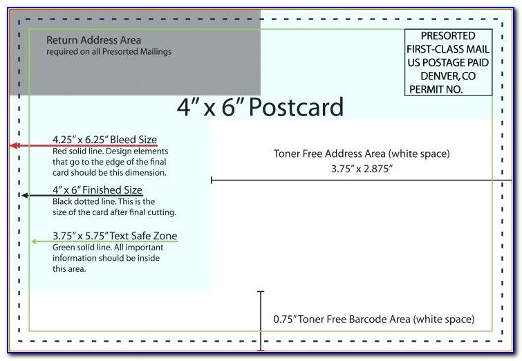 6x9 Postcard Postal Regulations 6—9 Postcard Template ? Bestuniversitiesfo Graphics