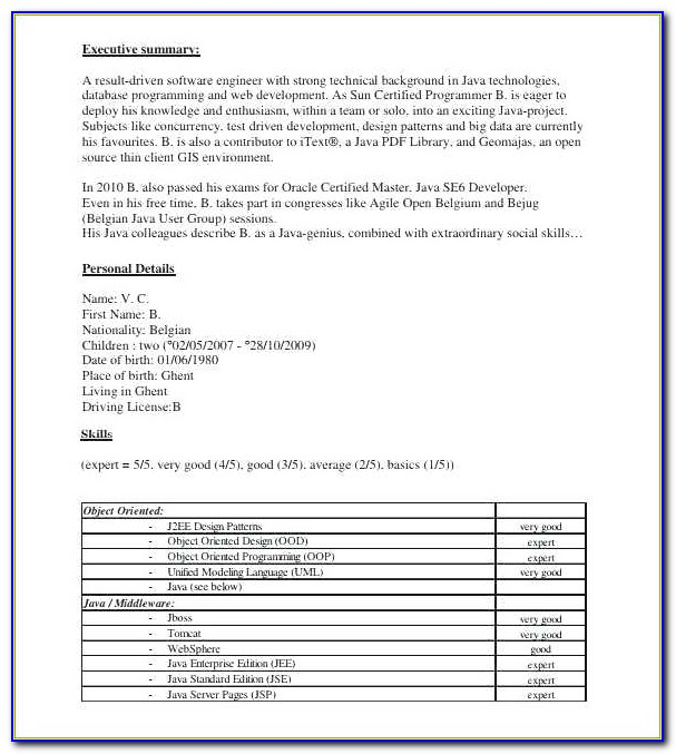 Additional Staffing Proposal Template