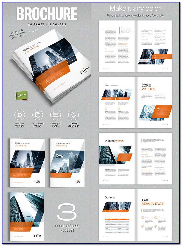 Adobe Indesign Cc Brochure Templates