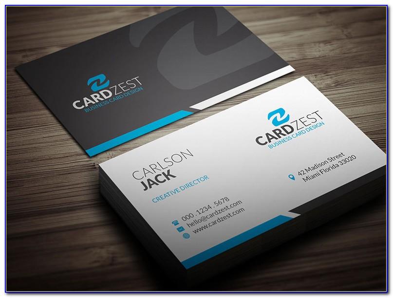 Adobe Photoshop Cs6 Business Card Template