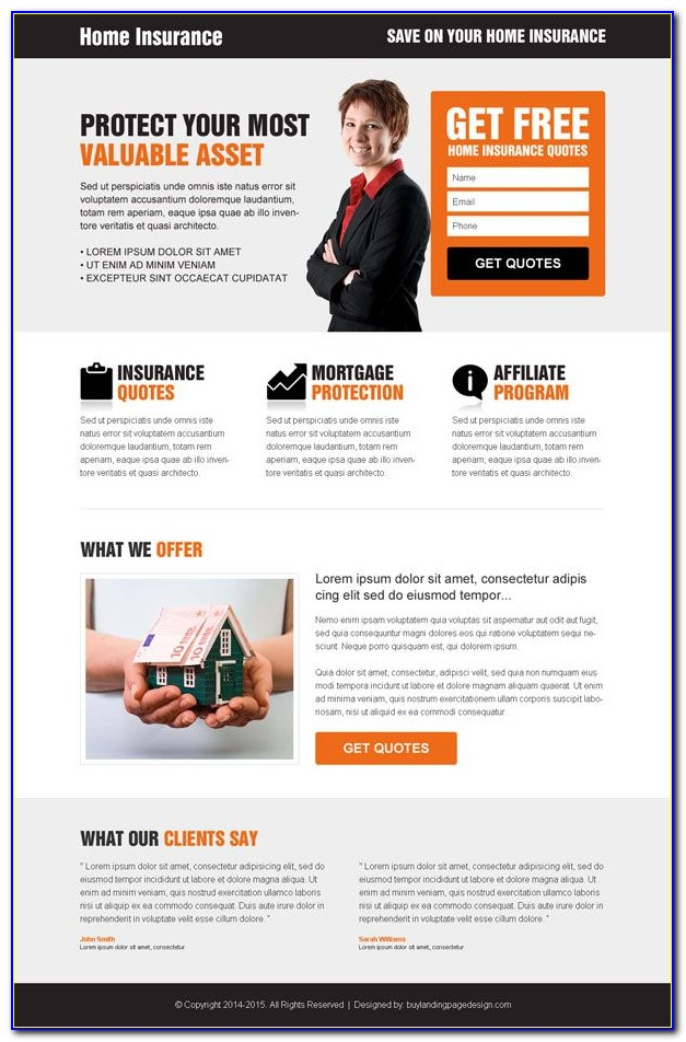 Affiliate Marketing Website Templates Free Download