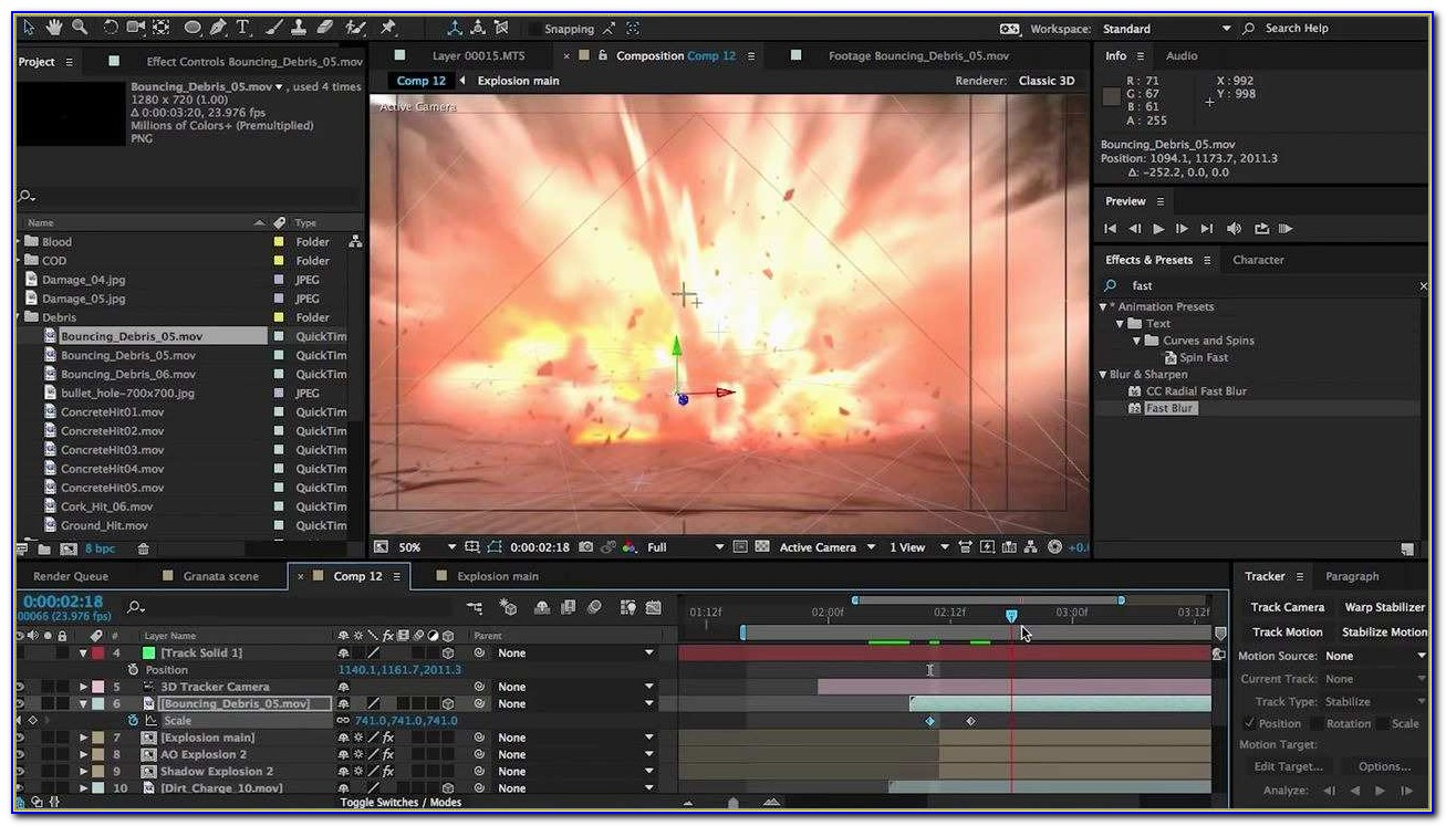 After Effects Explosion Template Free Elegant Adobe After Effects Explosion Download