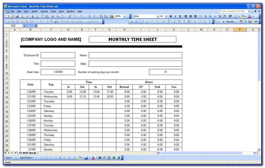 Excel Agile Project Management Templates