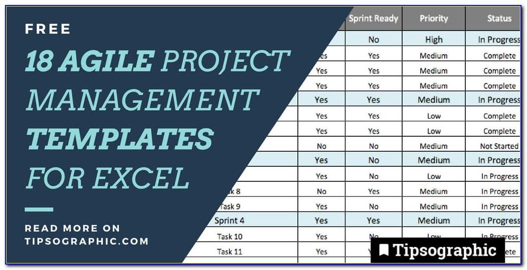 Agile Project Management Templates Pdf