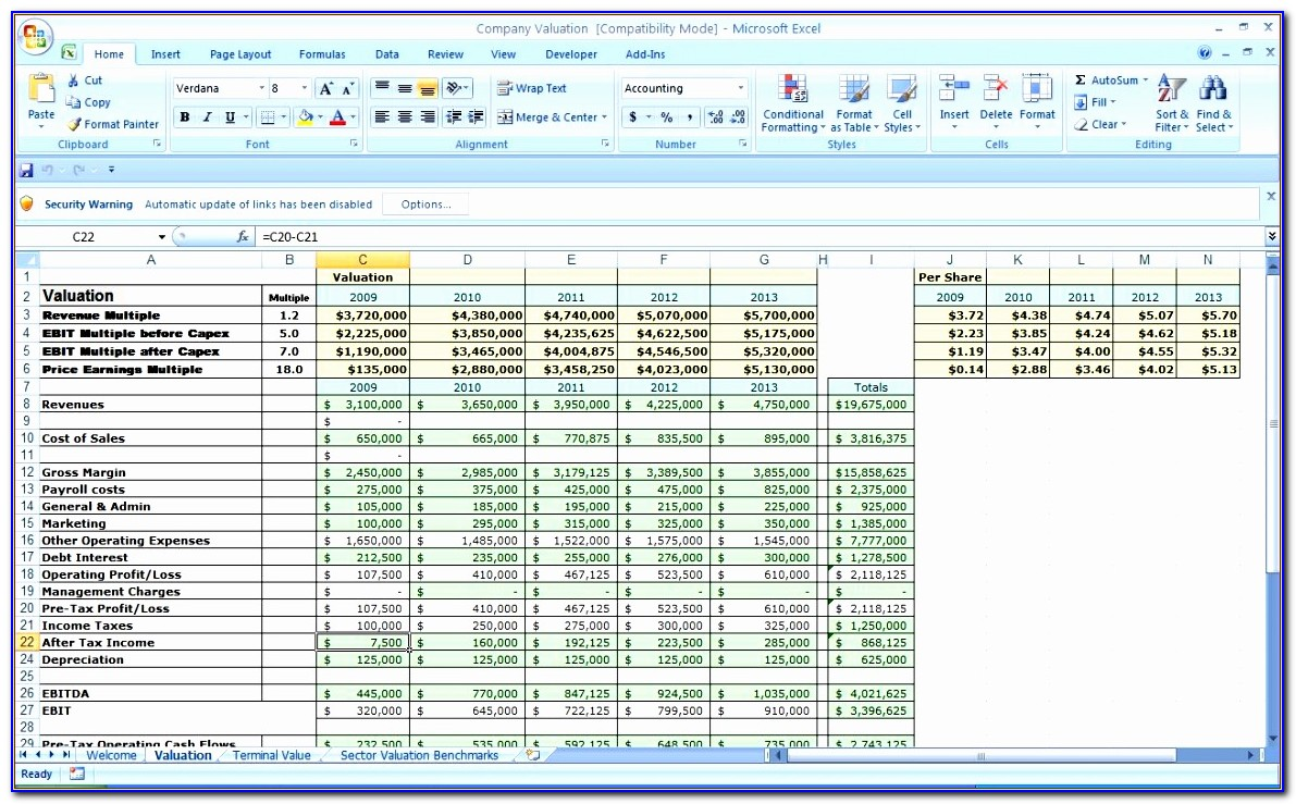 5 Year Business Plan Template Excel Adbyl Beautiful Excel Templates For Forecasting Npv