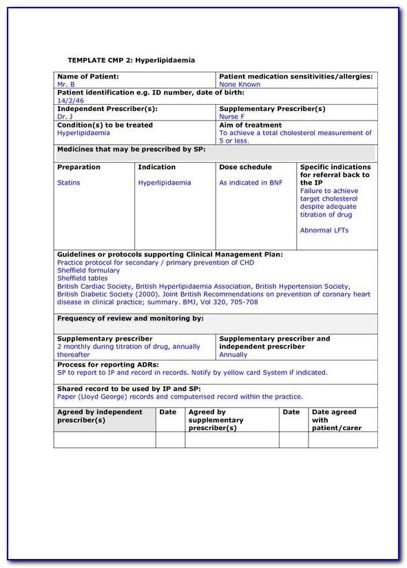 Ati Medication Card Template