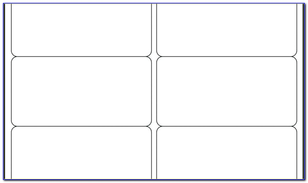 Avery File Label Template 5162