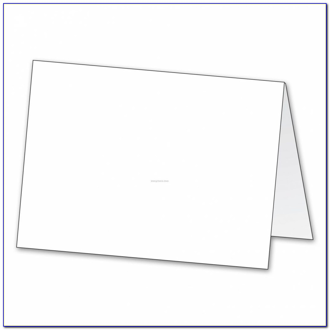 Avery Large Tent Cards 5305 Template