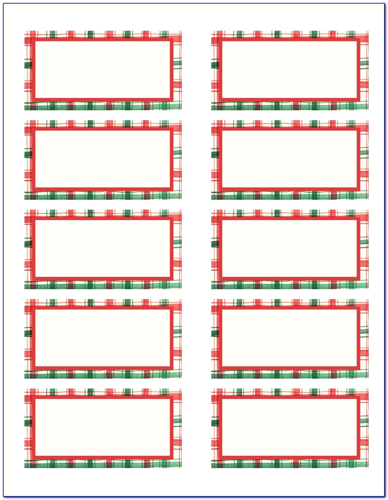 Avery Templates For Return Address Labels