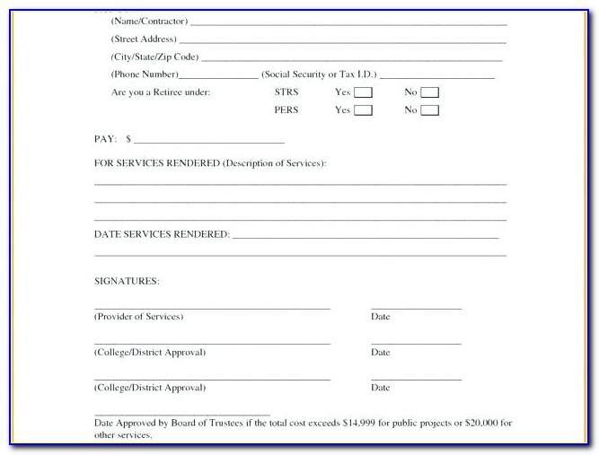 Barter Agreement Templates