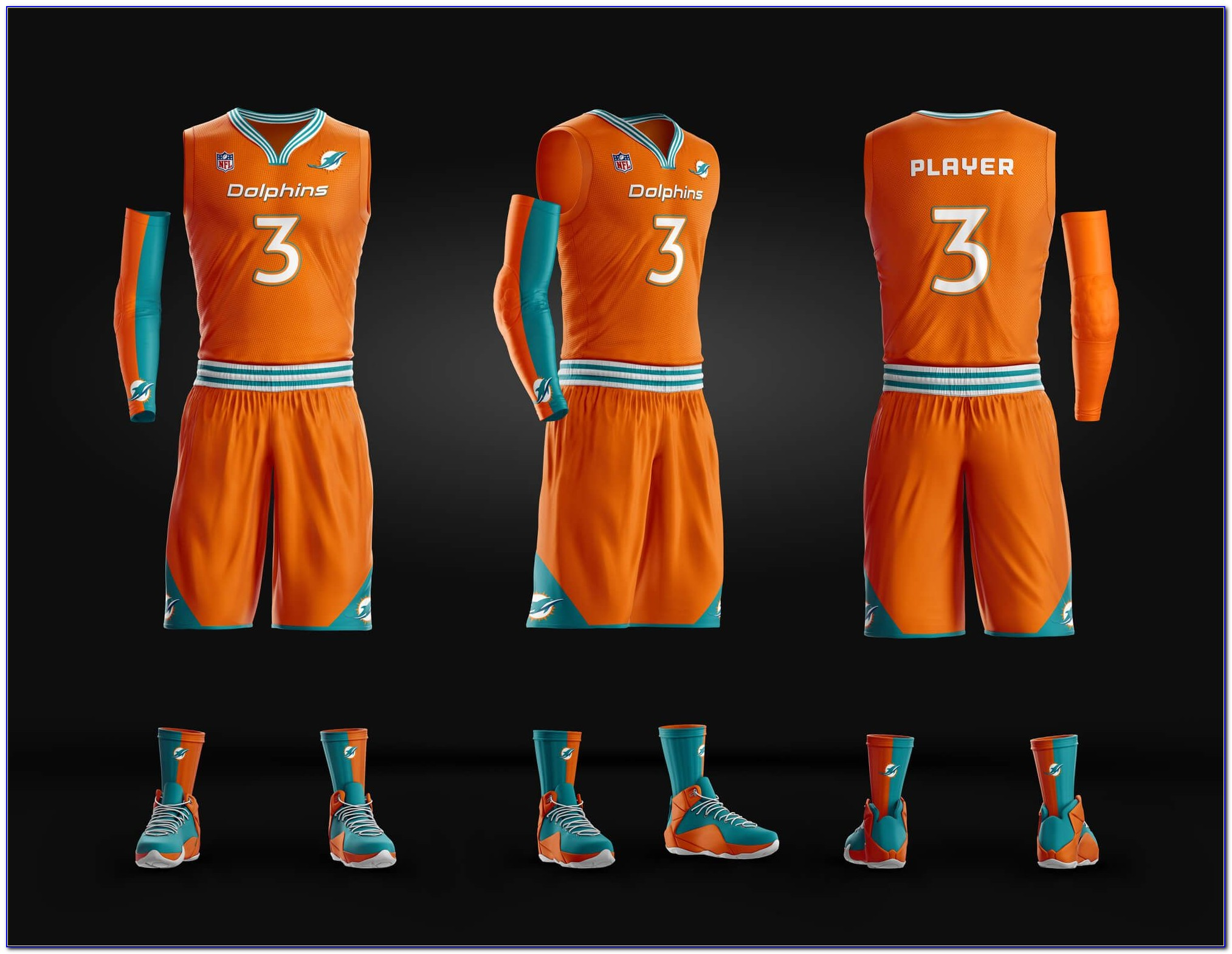 Basketball Jersey Design Template Free
