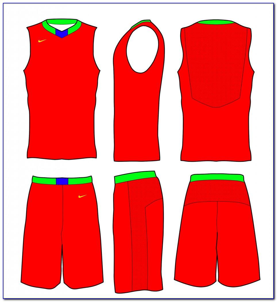 Basketball Jersey Design Template Online