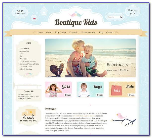 Best Boutique Website Templates