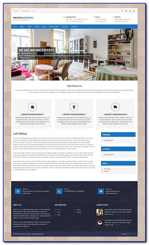 Best Free Responsive Web Template