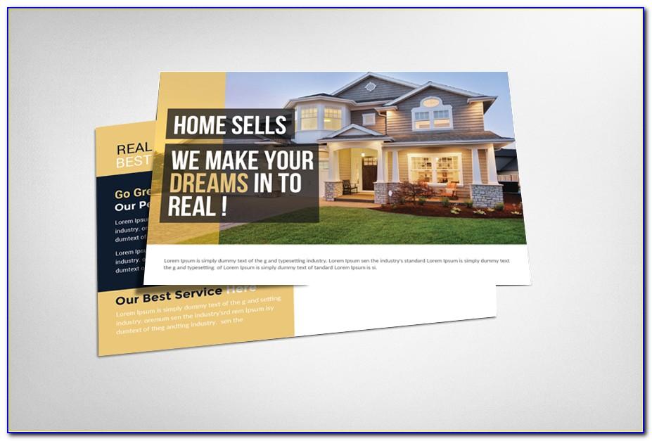 Best Real Estate Farm Marketing Postcard Templates