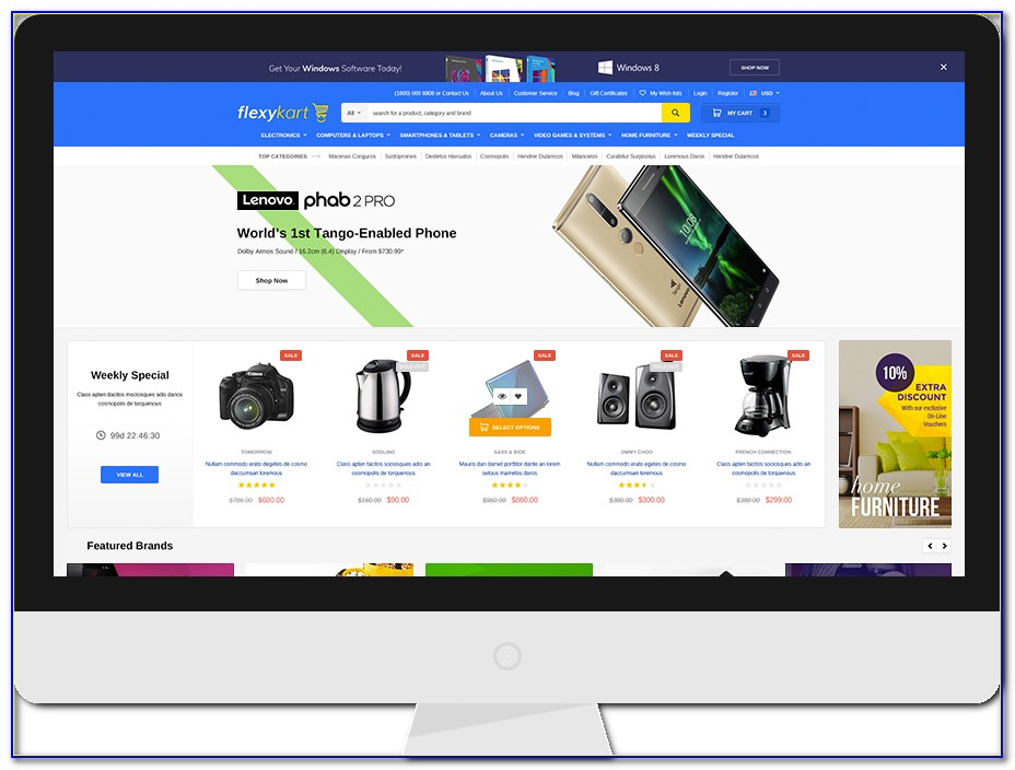 Bigcommerce Listing Template
