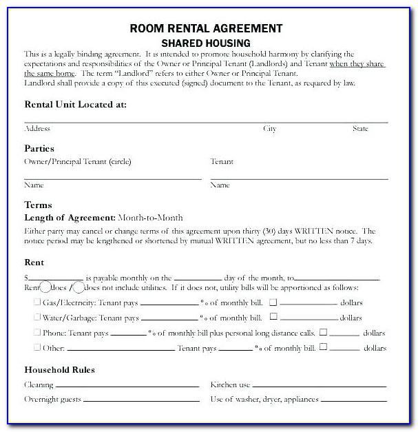 Binding Financial Agreement Example