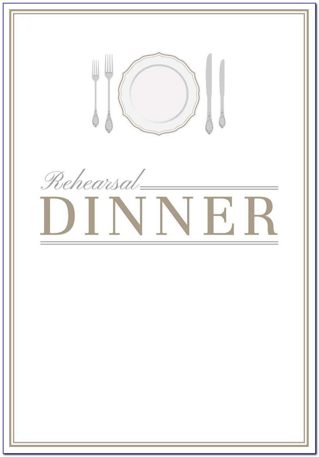 Birthday Dinner Invitation Maker
