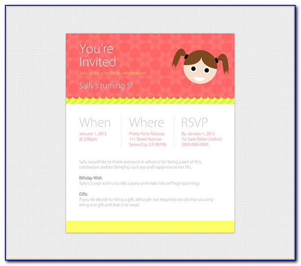 Birthday Email Templates Html