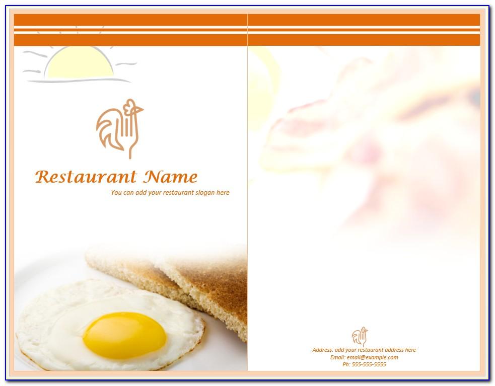 Breakfast Invitation Template Free