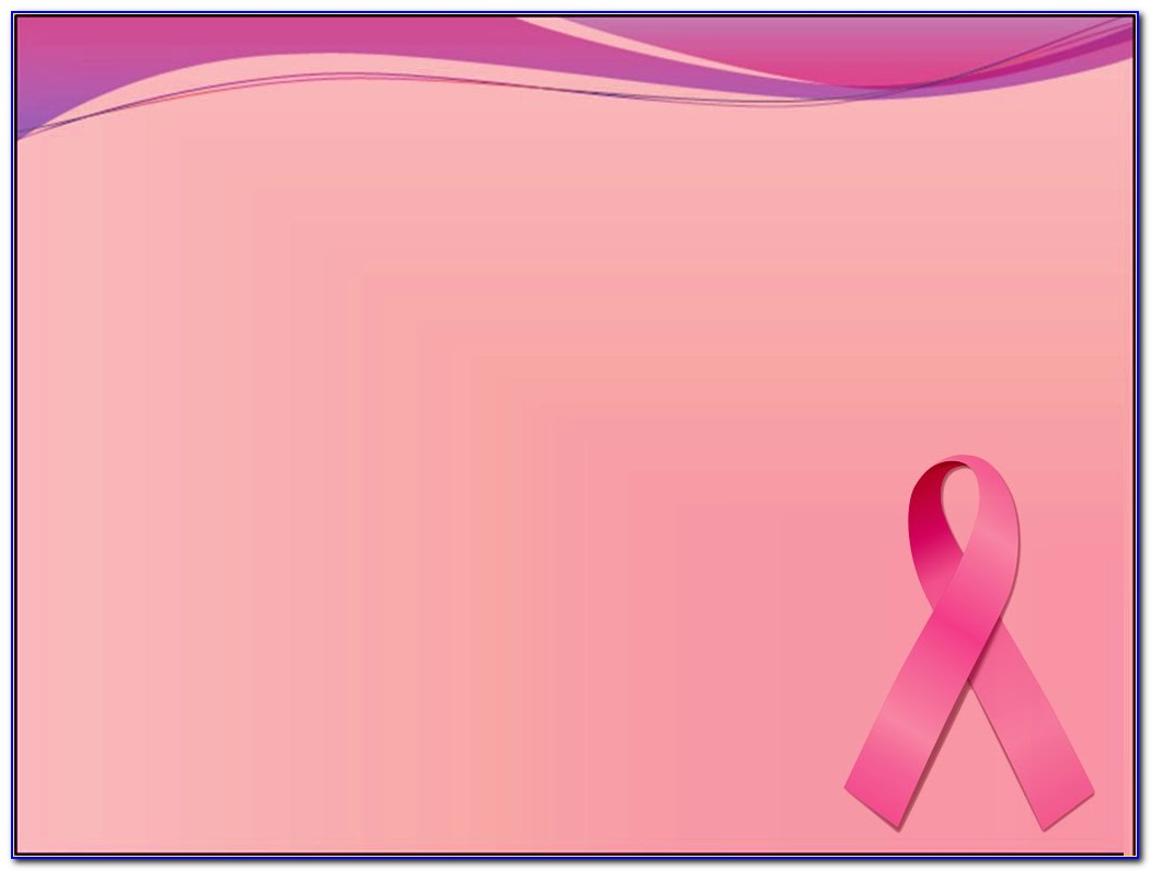 Breast Cancer Powerpoint Presentation Templates Free