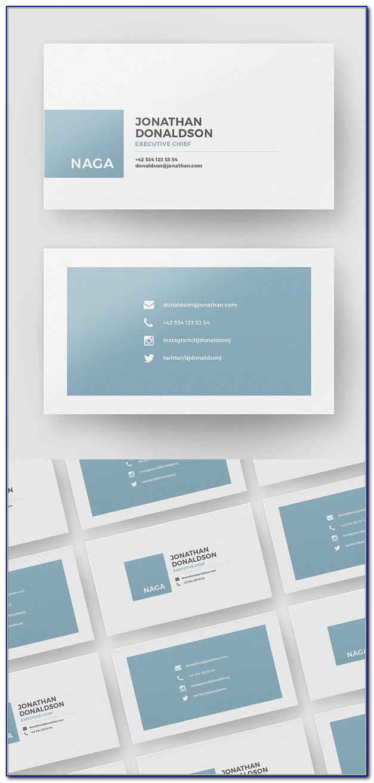 80 Best Of 2017 Business Card Designs Design