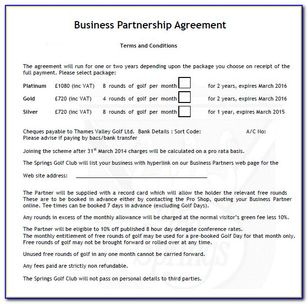 Business Contract Templates Incfile